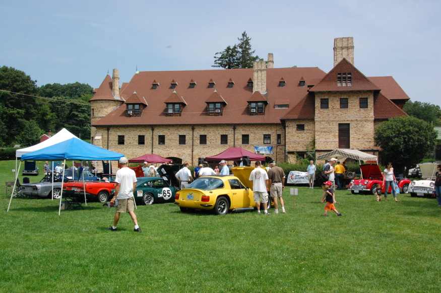 Day of Triumph at Lars Anderson Auto Museum